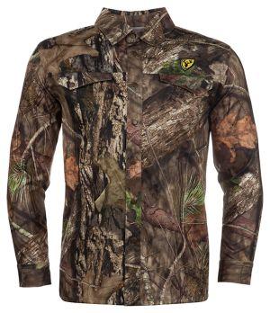 Angatec Snap Shirt-Mossy Oak Break-Up Country-Medium