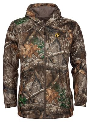 Shield Series Wooltex Jacket -Realtree Edge-Medium