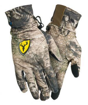Shield Series S3 Touch Text Glove-Mossy Oak Terra Coyote-Medium
