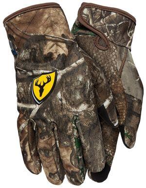 Shield Series S3 Fleece Glove-Realtree Edge-Medium