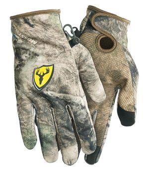 Shield Series S3 Fleece Glove-Mossy Oak Terra Coyote-Medium