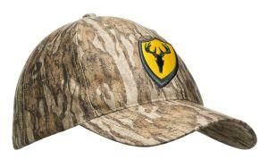 Shield S3 Cap -Mossy Oak New Bottomland