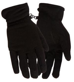 Stretch Shooting Glove-L-BLACK