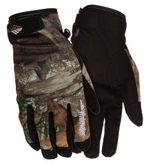 Stretch Shooting Glove-Realtree Edge-Medium