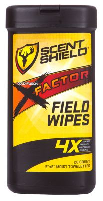 Cold Fusion X-Factor Field Wipes
