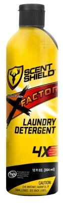 Scent Shield X-Factor Laundry Detergent -12 oz