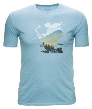 Blocker Bowhunter Silhouette  T-shirt