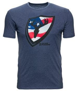 Blocker American Shield T-Shirt