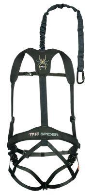 Tree Spider Micro Harness-S/M-BLACK