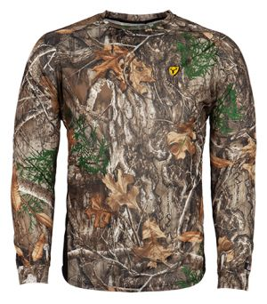 8th Layer L/S Top-Realtree Edge-2X-Large