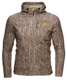 Shield Series Silentec Jacket Mossy Oak New Bottomlands